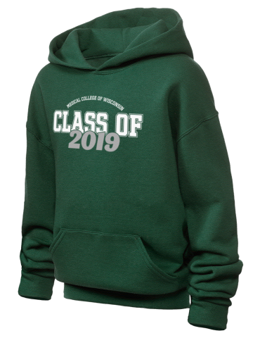 Medical College of Wisconsin JERZEES Youth Hooded Sweatshirt
