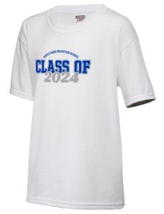 North Sand Mountain School Bison Girls T-Shirts
