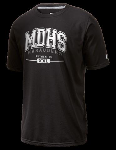 4148a0872cd1da Markham District High School Marauders Russell Athletic Men s ...