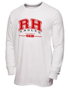 ac3c75b374f Rose Hill-Magnolia Elementary School Eagles Men s T-Shirts - Long Sleeve