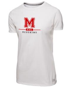 McLoud High School Redskins Women s T-Shirts 353a9ba8c