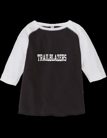 Rabbit Skins Toddler Baseball T-Shirt