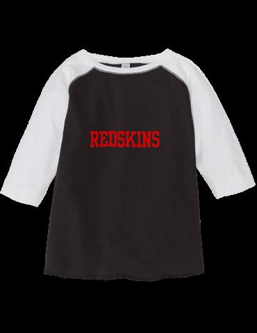 lowest price 82196 baa05 Rabbit Skins Toddler Baseball T-Shirt