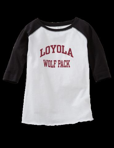 lowest price 6d3d3 25357 Rabbit Skins Toddler Baseball T-Shirt