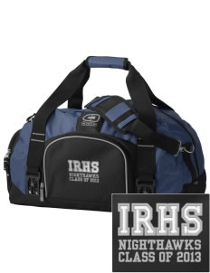 Ironwood Ridge High School Nighthawks  Embroidered OGIO Big Dome Duffel Bag