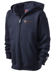Prep Sportswear Champion Kid's Full-Zip Hoodie