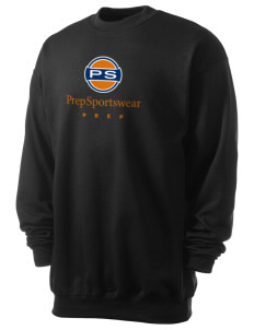 Prep Sportswear Men's 7.8 oz Lightweight Crewneck Sweatshirt