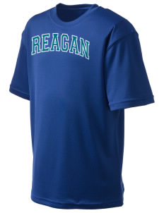 REAGAN HIGH SCHOOL Raiders  Champion Kid's Performance T-Shirt