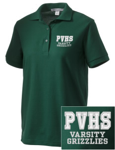 Pajaro Valley High School Grizzlies Women's Embroidered Silk Touch Polo