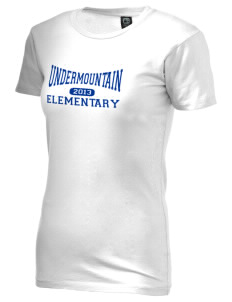 Undermountain Elementary Alternative Women's Basic Crew T-Shirt