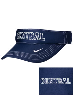 New Marlborough Central Embroidered Nike Golf Dri-Fit Swoosh Visor