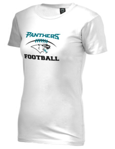 Bonney Lake High School Panthers Alternative Women's Basic Crew T-Shirt