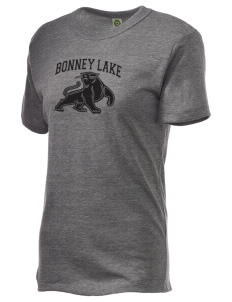 Bonney Lake High School Panthers Alternative Unisex Eco Heather T-Shirt