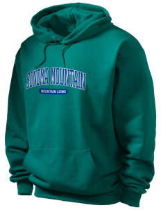 Sonoma Mountain Elementary Mountain Lions Men's Hooded Sweatshirt