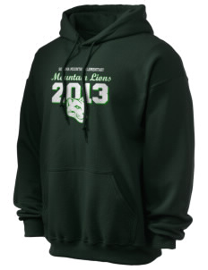 Sonoma Mountain Elementary Mountain Lions Ultra Blend 50/50 Hooded Sweatshirt