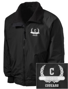 Concord Elementary School Cougars Embroidered Tall Men's Challenger Jacket