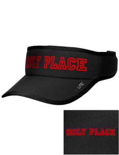 The Holy Place Christian Academy Eagles Embroidered Lite Series Active Visor