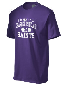 Charles B Sinclair Middle School Saints Men's Essential T-Shirt