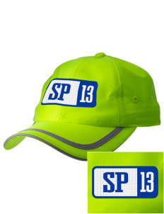 Saint Paul School Saints  Embroidered Safety Cap