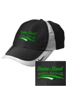 Union Street Elementary School Mex Dons Embroidered Nike Golf Colorblock Cap