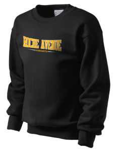Roche Avenue School Knights Kid's Crewneck Sweatshirt