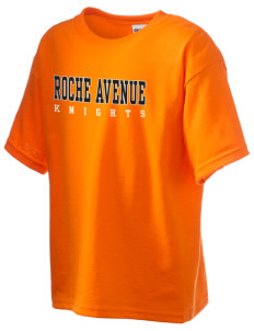 Roche Avenue School Knights Kid's 6.1 oz Ultra Cotton T-Shirt