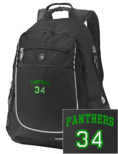 Fairmeadows Elementary School Panthers Embroidered OGIO Carbon Backpack