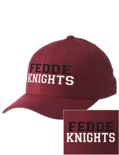 Fedde Middle School Knights Embroidered Pro Model Fitted Cap
