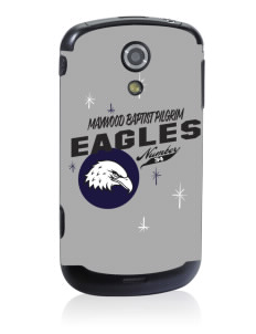 Maywood Baptist Pilgrim School Eagles Samsung Epic D700 4G Skin