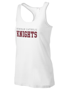 Newman Catholic School Knights Women's Racerback Tank