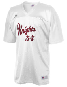 Newman Catholic School Knights  Russell Men's Replica Football Jersey