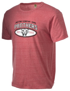 Jamestown Elementary School Panthers Alternative Men's Eco Heather T-shirt