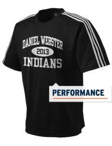 Daniel Webster High School Indians adidas Men's ClimaLite T-Shirt