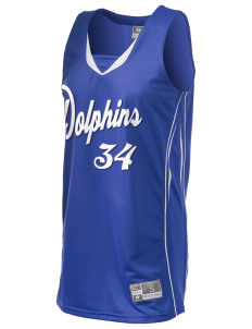Saint Mary Elementary School Dolphins Holloway Women's Piketon Jersey