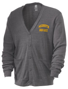 McCorristin Catholic High School Iron Mike Men's 5.6 oz Triblend Cardigan