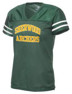 Sherwood Elementary School Archers Holloway Women's Fame Replica Jersey