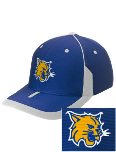 Bryant Middle School Bobcats Embroidered M2 Universal Fitted Contrast Cap