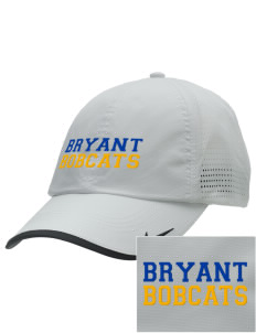 Bryant Middle School Bobcats Embroidered Nike Dri-FIT Swoosh Perforated Cap