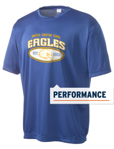 Manteca Christian School Eagles Men's Competitor Performance T-Shirt