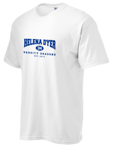 Helena Dyer Elementary School Dragons Ultra Cotton T-Shirt