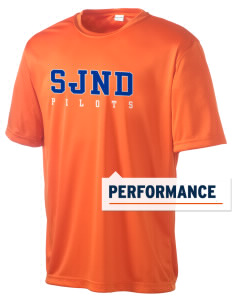 Saint Joseph Notre Dame High School Pilots Men's Competitor Performance T-Shirt