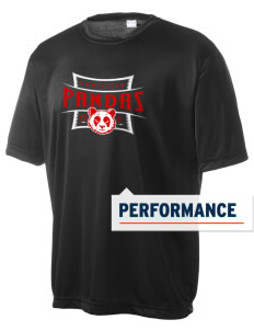 Dominican Kindergarten Pandas Men's Competitor Performance T-Shirt