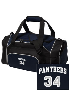 St. Perpetua Catholic School Panthers Embroidered Holloway Duffel Bag