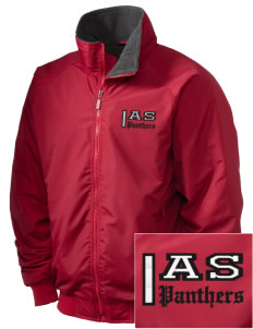 All Souls School Panthers Embroidered Holloway Men's Tall Jacket