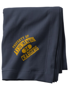 Annunciation Elementary School Chargers  Sweatshirt Blanket