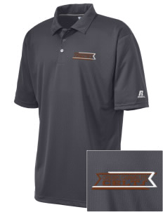 Crespi Carmelite High School Celts Embroidered Russell Coaches Core Polo Shirt