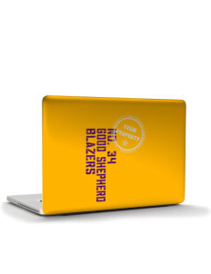 "Good Shepherd School Blazers Apple MacBook Pro 15.4"" Skin"