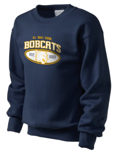 All Souls School Bobcats Kid's Crewneck Sweatshirt
