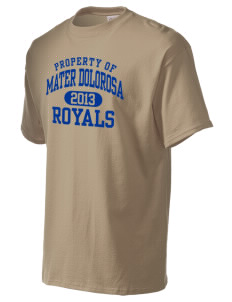 Mater Dolorosa Elementary School Royals Men's Essential T-Shirt