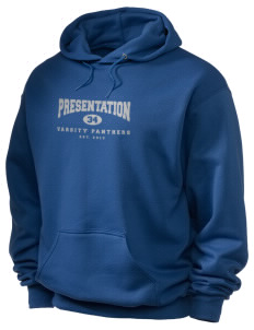 Presentation High School Panthers Holloway Men's 50/50 Hooded Sweatshirt
